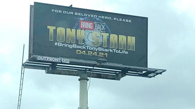 Fan Iron Man đăng quảng cáo kêu gọi hồi sinh thần tượng-1