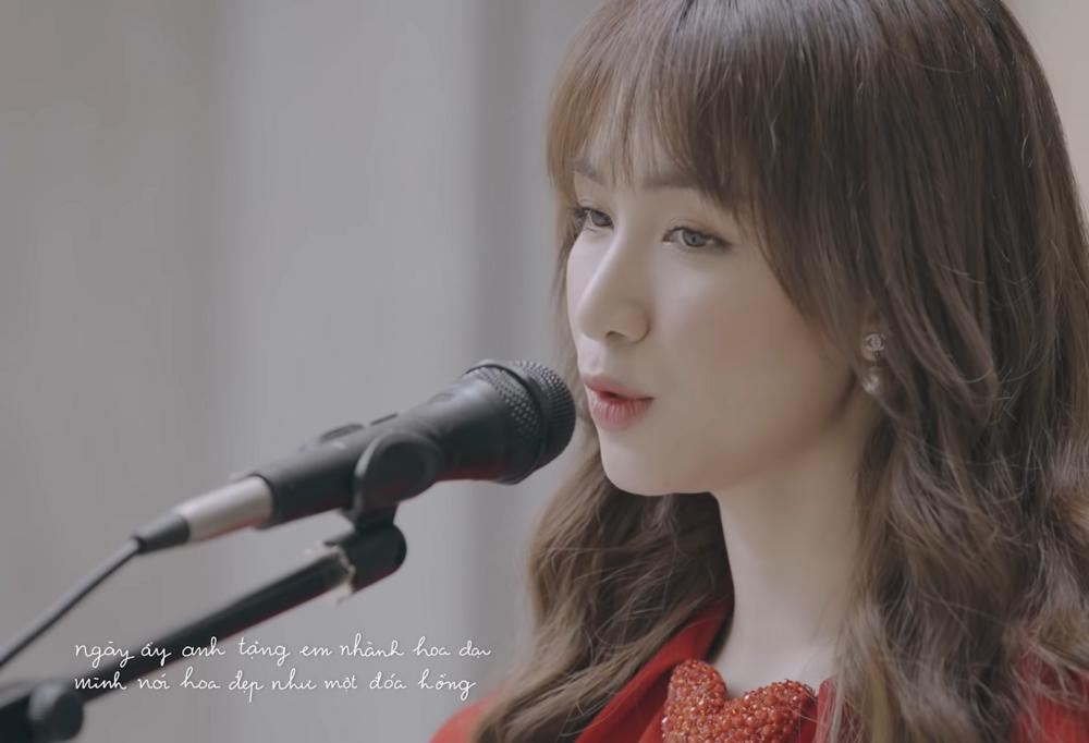 Hòa Minzy cover nhạc phim thời ô kìa, bị nhận xét nắn nót quá đâm mệt-4