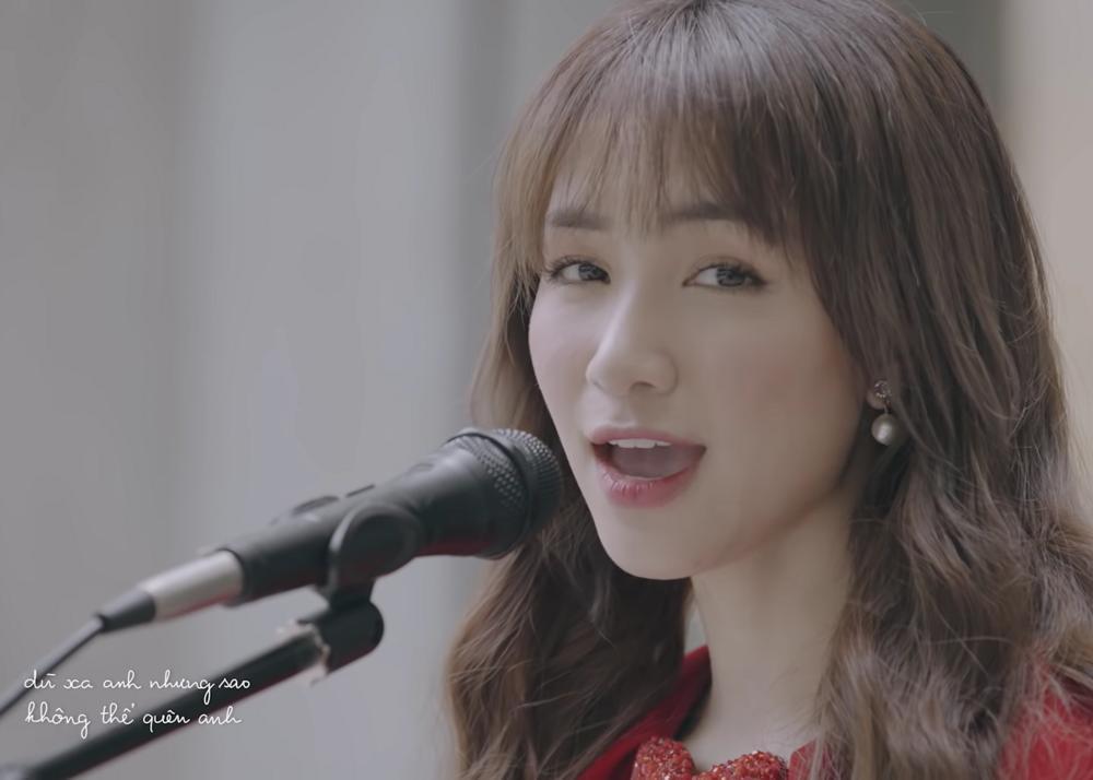 Hòa Minzy cover nhạc phim thời ô kìa, bị nhận xét nắn nót quá đâm mệt-6
