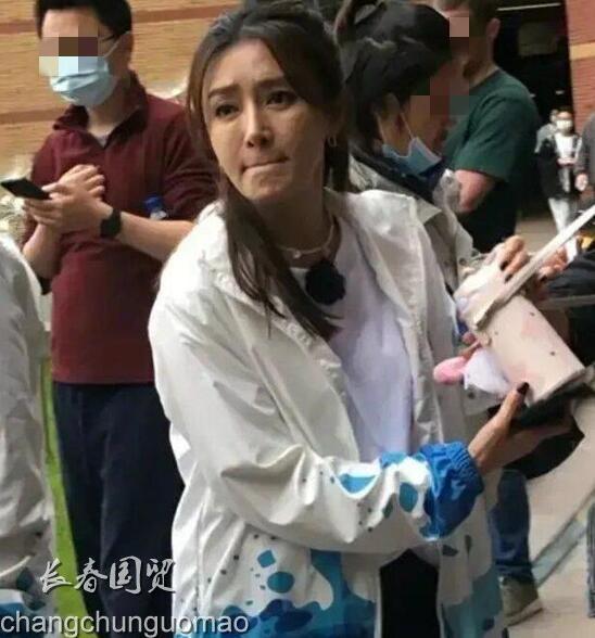 Phú Sát Hoàng Hậu Tần Lam xuống sắc nhận không ra-3