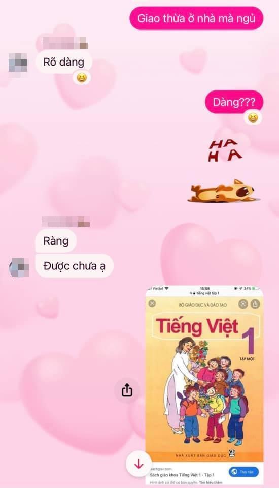Quỳ với thanh niên tán gái mà tiếng Việt như vừa thoát nạn mù chữ-1
