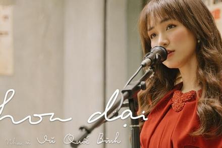 Hòa Minzy cover nhạc phim thời 'ô kìa', bị nhận xét 'nắn nót quá đâm mệt'