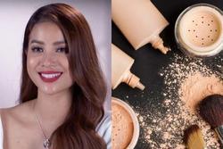 4 mẹo 'khóa chặt' lớp make-up, tránh mặt chảo dầu như Kỳ Duyên, Phạm Hương