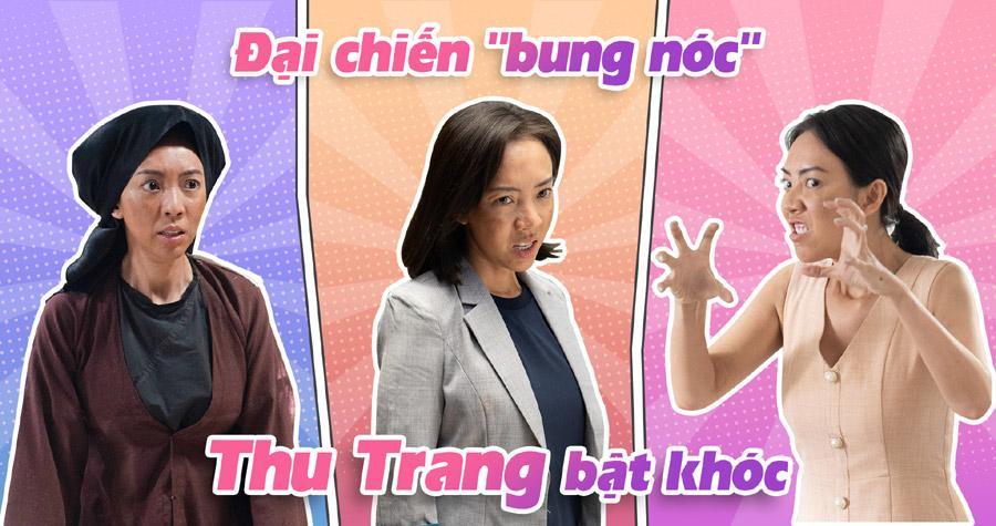Chị Dần Thu Trang -Bật lại kẻ cường hào, tại sao không?-1