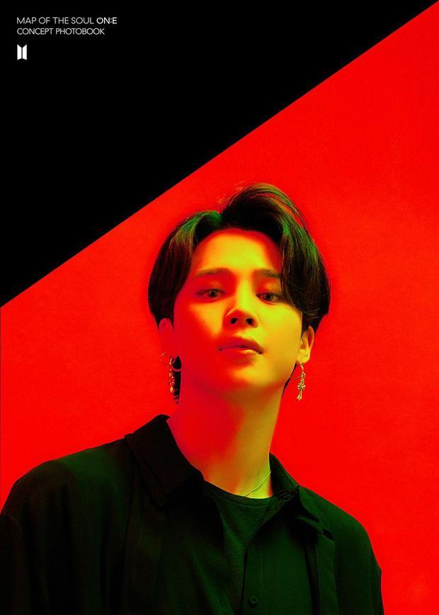BTS và bộ ảnh Kiếp Đỏ Đen!-3