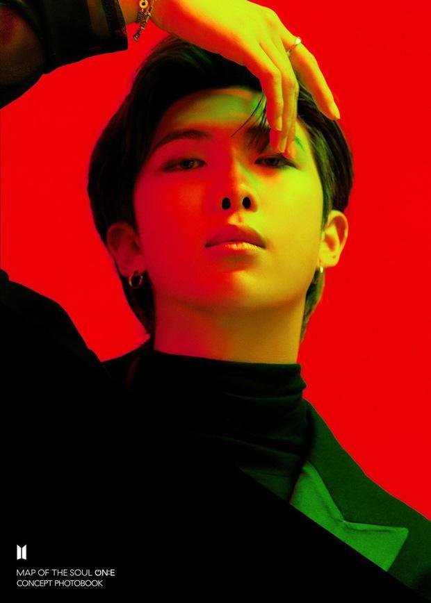 BTS và bộ ảnh Kiếp Đỏ Đen!-7
