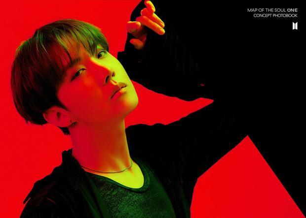 BTS và bộ ảnh Kiếp Đỏ Đen!-4