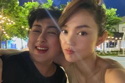Minh Hằng bị bắt lỗi khi đăng ảnh nghệ sĩ Thanh Thủy