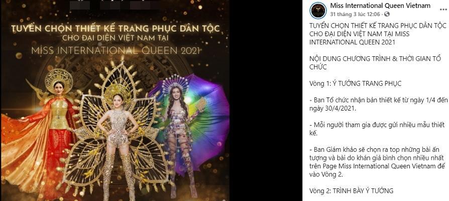 Cuộc thi quốc phục của Hương Giang - Trân Đài dính phốt-2