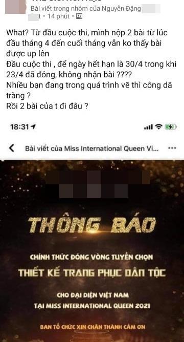 Cuộc thi quốc phục của Hương Giang - Trân Đài dính phốt-3