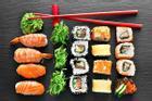 Ăn món sushi sai cách 'mang họa' vào thân và những ai không nên ăn