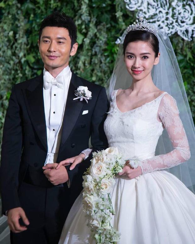 Hôn nhân của 5 tiểu Hoa đán: Toang gần hết, Angela Baby mấp mé ly hôn, Triệu Lệ Dĩnh tủi nhất-3