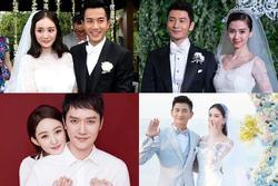 Hôn nhân của 5 tiểu Hoa đán: 'Toang' gần hết, Angela Baby mấp mé ly hôn, Triệu Lệ Dĩnh tủi nhất