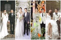 3 lần đám cưới, Phan Mạnh Quỳnh chi 700 triệu cho riêng váy cô dâu