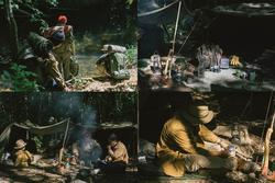 Cắm trại theo phong cách cổ điển ở Lạc Dương