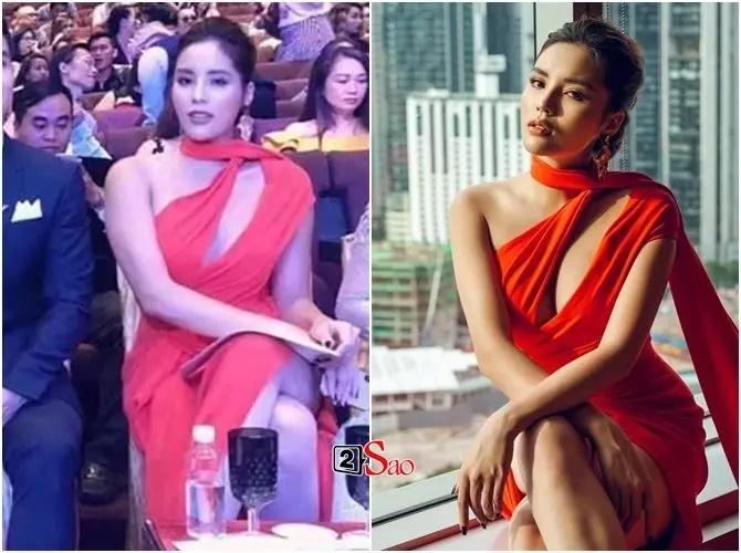 Tóc Tiên - Kỳ Duyên - Miu Lê lộ body đô con khác xa ảnh đã photoshop-7