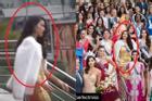 Phạm Hương sai lầm khi 'giành chỗ đẹp' tại Miss Universe 2015?