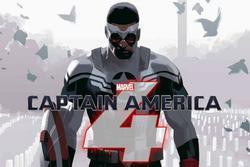 Vừa kết thúc 'Thần Điêu', nhà MCU công bố luôn phần 4 'Captain America'