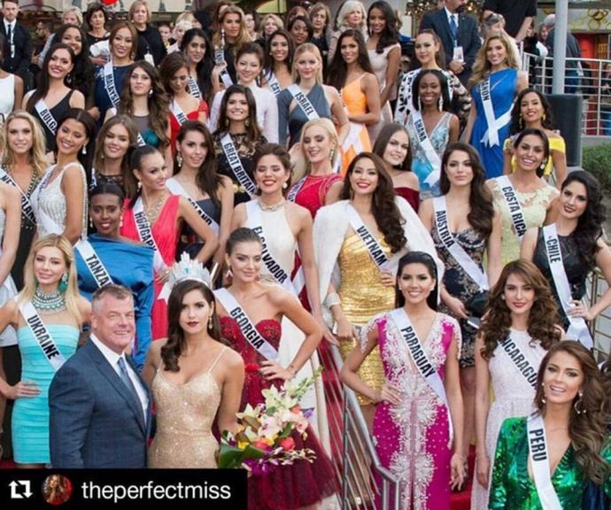 Phạm Hương sai lầm khi giành chỗ đẹp tại Miss Universe 2015?-4