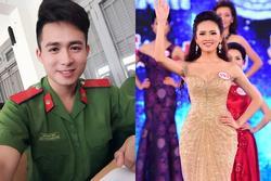Hotboy cảnh sát sau 3 năm cưới top 10 Hoa Hậu Việt Nam