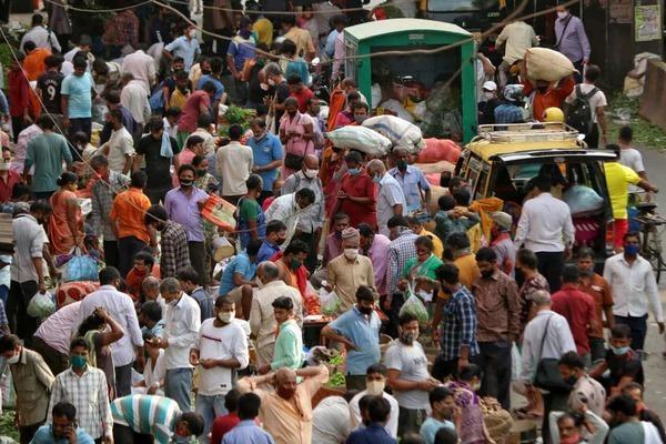 Điều gì đã khiến Covid-19 trở thành thảm họa ở Ấn Độ?-2