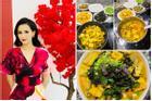 Nhìn món ốc chuối đậu của Lã Thanh Huyền, hội chị em đòi 'ship' luôn 1 nồi
