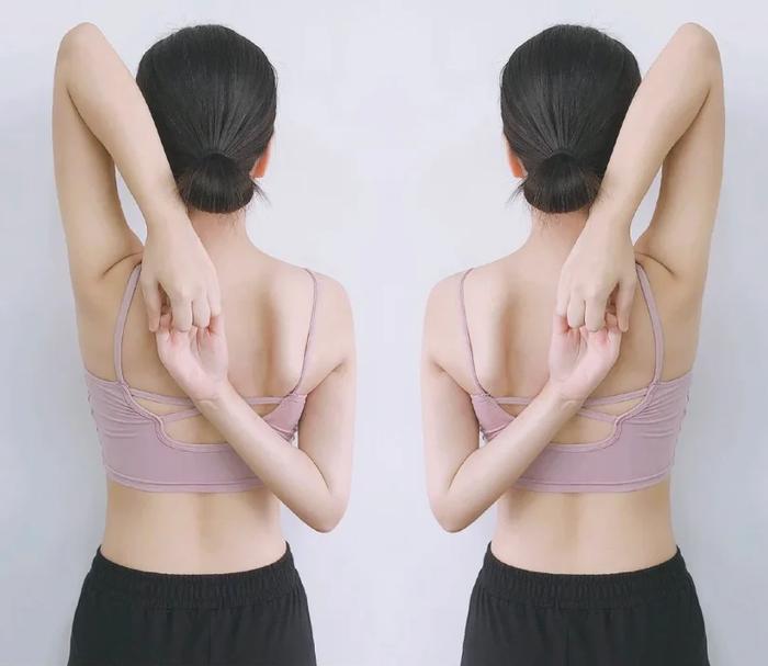 5 bài tập đơn giản giúp chị em giảm mỡ thừa ở nách, tự tin mặc áo hai dây ngày hè-4
