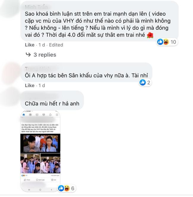 Người giả mù để Võ Hoàng Yên chữa bệnh là nam diễn viên nổi tiếng?-5