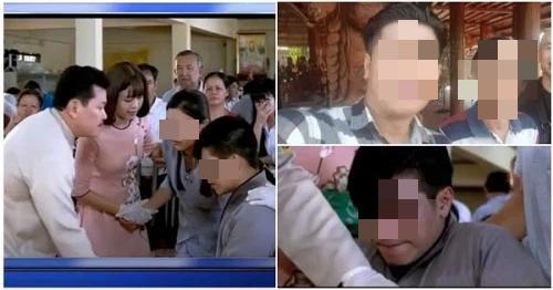 Người giả mù để Võ Hoàng Yên chữa bệnh là nam diễn viên nổi tiếng?-3