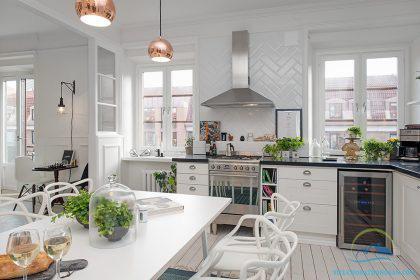 3 nguyên tắc phong thủy nhà bếp giúp gia chủ sung túc cả đời-1