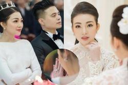 Cô dâu Nam Định khoe ảnh cưới, nhẫn trên tay biết người lắm của nhiều tiền