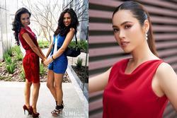 Người đẹp chơi xấu Hoàng My tại Miss Universe 2011 là ai?