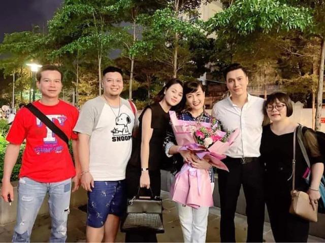 Vân Dung chia tay phim Hướng Dương Ngược Nắng-1