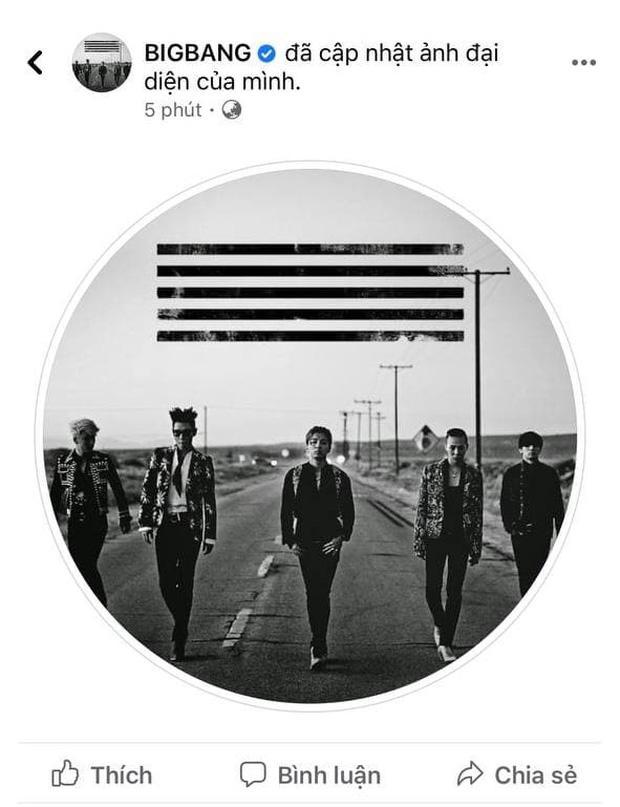 Đế chế BIGBANG khiến Kpop bùng nổ chỉ bằng 1 tấm avatar-1