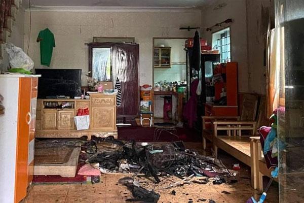 Cô gái trẻ tử vong sau vụ cháy lúc nửa đêm ở nhà bạn trai-1