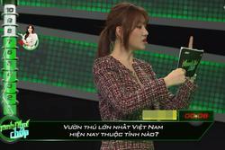 Gameshow 'Nhanh Như Chớp' tuyên bố 'Phú Quốc là 1 tỉnh của Việt Nam'