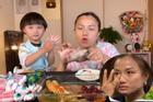 Quỳnh Trần JP nói về clip ăn chân gấu: 'Tôi không nghĩ gì sâu xa'