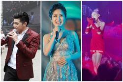 Những pha xử lý sự cố âm thanh 'đỉnh của chóp' của ca sĩ Việt