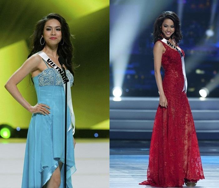 2 nàng hậu Việt bị bạn cùng phòng Thái Lan chơi xấu-1