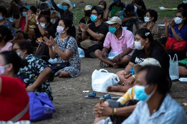 Thái Lan tăng kỷ lục ca tử vong vì Covid-19-1