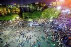 NÓNG: Hà Nội tạm dừng tổ chức lễ hội và các tuyến phố đi bộ để phòng, chống Covid-19