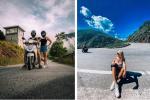 Cung đường khoét núi nguy hiểm nhất thế giới-1