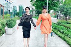 NSND Thu Hà: 'Nhiều lúc nhìn Vân Dung diễn mà tôi chảy nước mắt'
