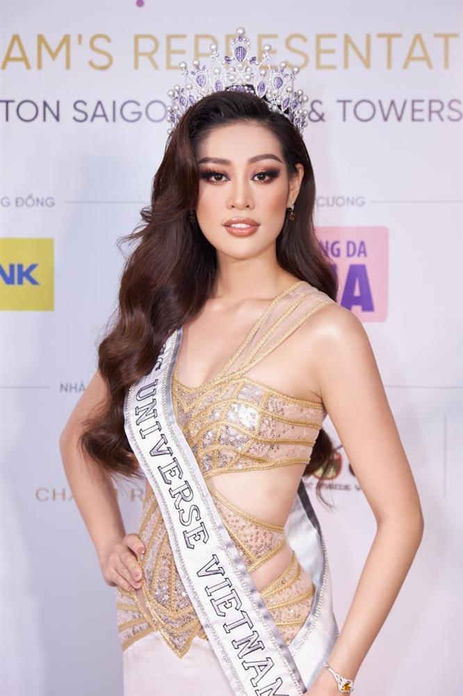 Khánh Vân: Tôi liên tục mất ngủ, muốn thi Miss Universe liền-1
