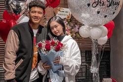 Fan mong đám cưới, Hà Đức Chinh chăm 'thả thính' bạn gái khiến ai cũng 'nhấp nhổm'
