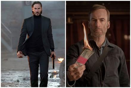 4 nam chính 'một mình chống mafia' đình đám nhất màn ảnh Hollywood
