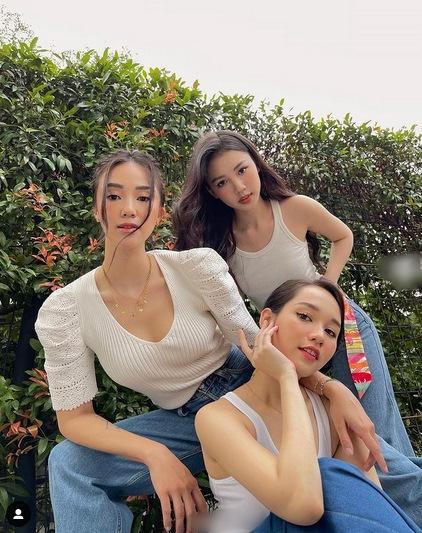 Vbiz có thêm 3 chị em giống nhau như đúc gọi tên Salim - Amee - Trúc Anh-6
