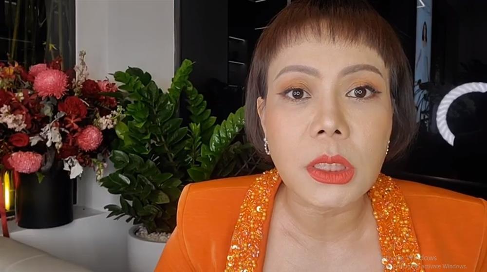 Việt Hương phản ứng trước nhận xét sửa mặt lạ hoắc-1