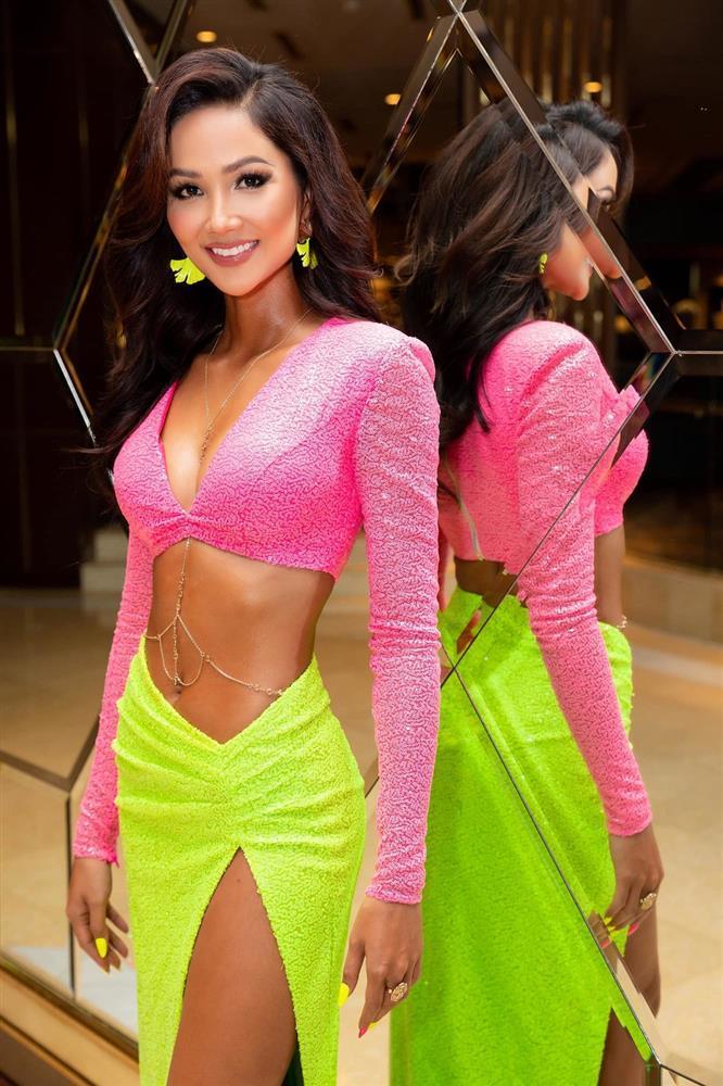 HHen Niê nói gì trước tin làm giám khảo Miss Universe 2020?-2