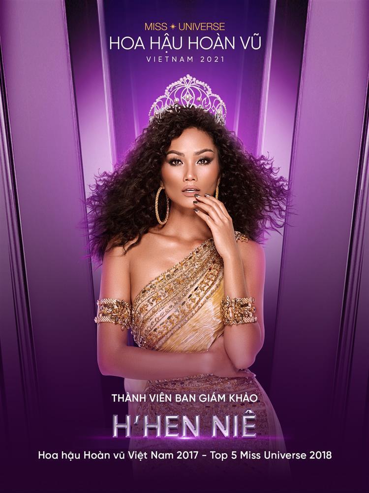 HHen Niê nói gì trước tin làm giám khảo Miss Universe 2020?-3